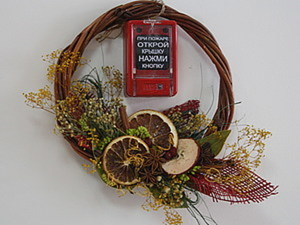 Венок – корона на голову или солнце на стену. Ярмарка Мастеров - ручная работа, handmade.