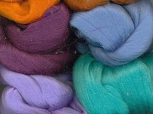 Отечественный рынок шерсти для валяния. Особенности, плюсы и минусы. Ярмарка Мастеров - ручная работа, handmade.