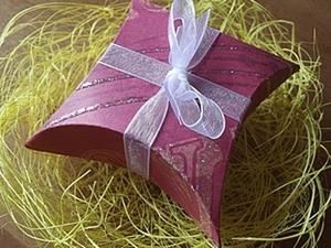 Как быстро сделать красивую упаковку. Ярмарка Мастеров - ручная работа, handmade.