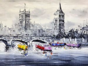 Знакомьтесь — Лондон!. Ярмарка Мастеров - ручная работа, handmade.