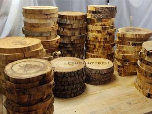 У Вас Есть Одинаковые Спилы Дерева?. Ярмарка Мастеров - ручная работа, handmade.