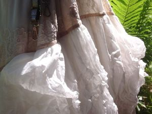 «Горькая судьба» ... забытых платьев. Ярмарка Мастеров - ручная работа, handmade.