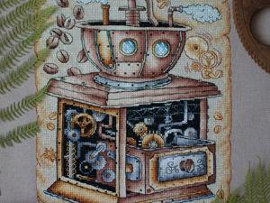 Кофемолка готова!. Ярмарка Мастеров - ручная работа, handmade.