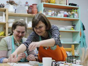 Лепим дома керамические бусины. Часть 3. Ярмарка Мастеров - ручная работа, handmade.