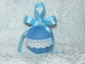 Елочные шары из шерсти. Ярмарка Мастеров - ручная работа, handmade.