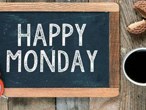 Понедельник — отличный день для скидок. Ярмарка Мастеров - ручная работа, handmade.