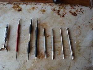 Резьба по коже. Как подобрать инструмент начинающему. Ярмарка Мастеров - ручная работа, handmade.