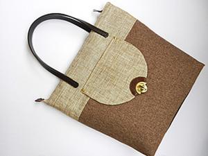 МК. Как сшить сумку.. Ярмарка Мастеров - ручная работа, handmade.