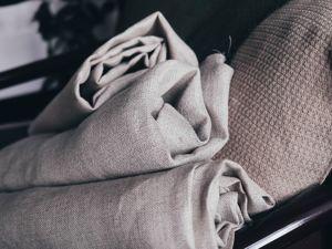 Правила ухода за конопляной тканью. Ярмарка Мастеров - ручная работа, handmade.