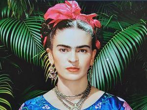 Фрида Кало:  «Надеюсь, я больше не вернусь.». Ярмарка Мастеров - ручная работа, handmade.