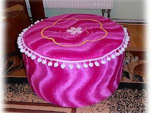 Кресло для принцессы или новая жизнь старого дивана.. Ярмарка Мастеров - ручная работа, handmade.