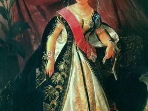 Придворное форменное платье. Часть 1. Ярмарка Мастеров - ручная работа, handmade.