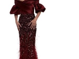 Роскошные платья от дизайнера Elizabeth Kennedy. Ярмарка Мастеров - ручная работа, handmade.