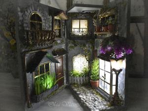 Больше фото миниатюры  «Улицы Европы». Ярмарка Мастеров - ручная работа, handmade.