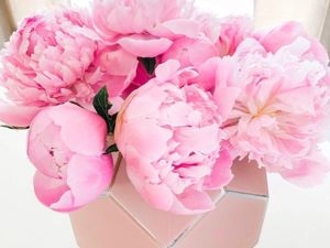 Пионы — любимые цветы. Ярмарка Мастеров - ручная работа, handmade.