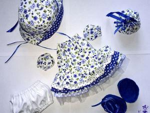 Шьем комплект одежды для куклы-большеножки. Часть 4. Ярмарка Мастеров - ручная работа, handmade.