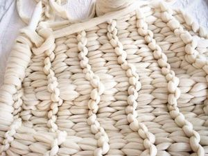 Невероятное вязание от Jacqui Fink. Ярмарка Мастеров - ручная работа, handmade.