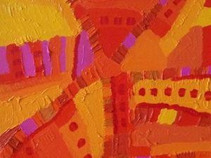 Оранжевая радость. Ярмарка Мастеров - ручная работа, handmade.
