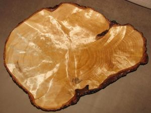 Ваза деревянная  «На Морском Песочке...». Ярмарка Мастеров - ручная работа, handmade.