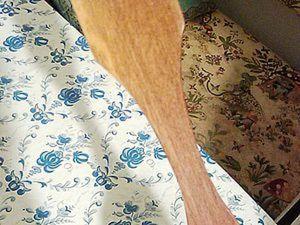 Делаем лопатку для сковородки. Ярмарка Мастеров - ручная работа, handmade.