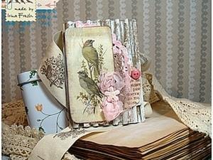 Мк: Artist Trading Card (Атс). Ярмарка Мастеров - ручная работа, handmade.