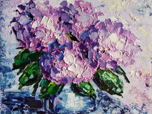Видео обзор картины  «Свежесть». Ярмарка Мастеров - ручная работа, handmade.