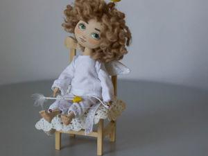Мастер-класс по текстильной кукле «Ангел Амур». Ярмарка Мастеров - ручная работа, handmade.