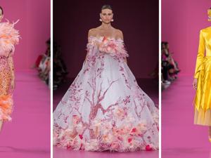 Полёт райской птицы в новой коллекции Georges Hobeika Fall-Winter 2019/20 Haute Couture. Ярмарка Мастеров - ручная работа, handmade.