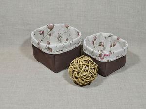 Скидки на корзинки для хранения. Ярмарка Мастеров - ручная работа, handmade.