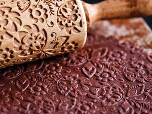 Ваша выпечка никогда не будет прежней! Учимся использовать фигурную скалку. Ярмарка Мастеров - ручная работа, handmade.