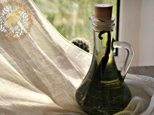 Делаем своими руками настоящее ванильное масло. Ярмарка Мастеров - ручная работа, handmade.