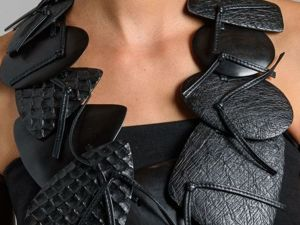 Beautiful Leather Jewellery and Panels. Livemaster - handmade