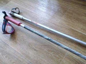 Мастерим из лыжных палок трекинговые палки для скандинавской (финской) ходьбы. Ярмарка Мастеров - ручная работа, handmade.