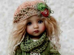 Вязание для кукол: 70 идей для вдохновения. Ярмарка Мастеров - ручная работа, handmade.