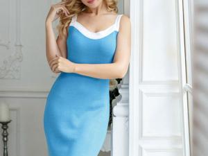 Аукцион на Летнее платье-сарафан! Старт 2500 руб.!. Ярмарка Мастеров - ручная работа, handmade.