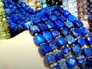 Натуральные камни на нитках. Ярмарка Мастеров - ручная работа, handmade.