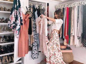 Сколько у женщины может быть платьев?!. Ярмарка Мастеров - ручная работа, handmade.