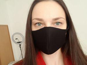 При покупке — маска в Подарок!. Ярмарка Мастеров - ручная работа, handmade.