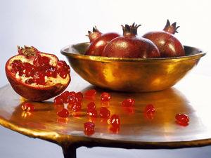 Гранат символ Израиля. Гранат в керамике. Ярмарка Мастеров - ручная работа, handmade.