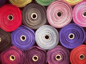Однотонные трикотажные ткани для платьев. Ярмарка Мастеров - ручная работа, handmade.