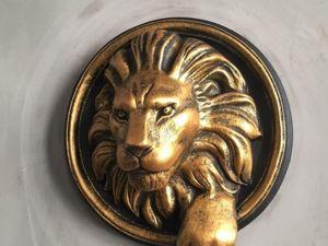 Лев: статное животное и мировой символ. Ярмарка Мастеров - ручная работа, handmade.