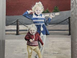 Воспоминания детства. Ярмарка Мастеров - ручная работа, handmade.