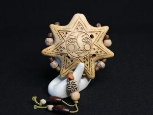 Окарины керамическая  «Дух Земли» . Образец звучания. Ярмарка Мастеров - ручная работа, handmade.