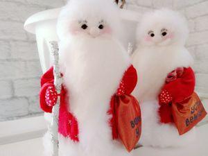 Дед Мороз в подарок. Ярмарка Мастеров - ручная работа, handmade.