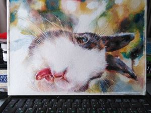 Сегодня Аукцион на Кроличка!. Ярмарка Мастеров - ручная работа, handmade.