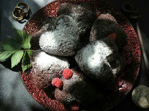 Шоколадные кексы без муки. Ярмарка Мастеров - ручная работа, handmade.