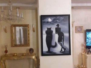 Получила фото от покупателя. Ярмарка Мастеров - ручная работа, handmade.