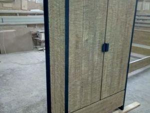 Мебель из натурального дерева и металла. Ярмарка Мастеров - ручная работа, handmade.
