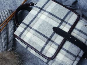 Рюкзак из натуральной шерсти и кожи. (Часть 2)  Как почистить. Ярмарка Мастеров - ручная работа, handmade.