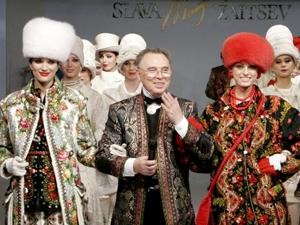 Его прощальный поклон: Вячеслав Зайцев представил последнюю коллекцию. Ярмарка Мастеров - ручная работа, handmade.